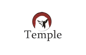 Temple Edge-Lit logo